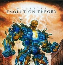 MODESTEP Evolution Theory CD BRAND NEW