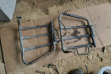 C1-1 KAWASAKI BAYOU 220  BOTH FOOT GUARDS L&R ATV KLF 2X4 1995 S 250