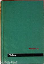 1962 Coriolano Martirano-CHRISTUS-Maestri 154-Edizioni Paoline
