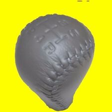 GENUINE PATROL SAFARI GU Y61 MANUAL LEATHER GEAR SHIFT CONTROL KNOB for NISSAN