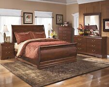 Ashley Wilmington Queen 6 Piece Bed Set Furniture B178