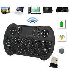New Wireless Mini Keyboard With Touchpad for PC Android Smart TV BOX XBox360 Mac