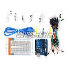 Hobby componentes Arduino Compatible Quick Start Kit: uno