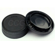 Body & Rear Lens Cap for Nikon D40x D80 D200 D90 D300 D300S D700 D800 D800E