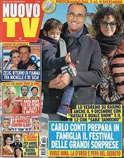 Nuovo Tv 2016 48#Carlo Conti,Pablo Espinosa,Sandra Marchena,Boosta & Emmanuel Lo
