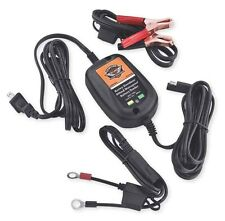Harley-Davidson 800mA Waterproof Battery Tender Charger Softail Touring Dyna XL