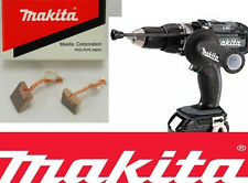 MAKITA CB440 CARBON BRUSHES 194427-5 BTD146 BDF458 BHP458 DRILL (1 PAIR)MK4