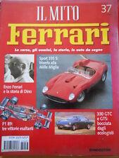 Il Mito FERRARI n°37 Sport 335 S - 330 GTC e GTS  - ed. De Agostini [C48]