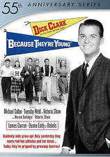 Because They're Young - Dick Clark, Michael Callan, Tuesday Weld - DVD