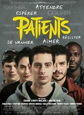 Affiche 120x160cm PATIENTS (2017) Idir, Grand Corps Malade - Pablo Pauly TBE