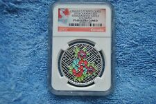 2014, Canada, NGC, $20, Stained Glass, Craigdarroch Castle, PF69 Ultra Cameo