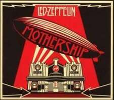 LED ZEPPELIN MOTHERSHIP DELUXE EDITION CD X 2 + DVD NEW