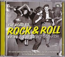 Road To Rock & Roll Vol.3 No Stopping Us Now By Various Artists 2 Cd Set UK Hits