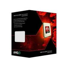 New AMD FX-9590 Eight-Core Vishera Processor 4.7GHz Socket AM3+ w/o Fan, Retail
