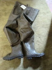 NORTHWEST TERRITORY - Insulated Rubber Chest Waders Boots Sz 7