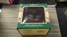 1989 Enesco Merry Christmas Pops Handcrafted Ornament