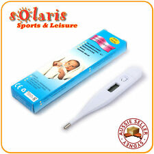 Medical Digital Thermometer Fast 1 Min Accurate Temperature Reading for Home Use