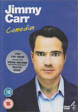 Jimmy Carr - COMEDIAN. 2007 Show, Including Exclusive Sketch Show (DVD 2007)
