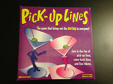Pick Up Lines Adult Party Game Pressman 2005 Board Funny Team