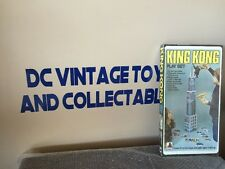 VINTAGE The Toy Factory KING KONG PLAYSET 1976 Dino de Laurentiis' SEALED!!!RARE