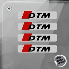 PEGATINA KIT AUDI DTM GRIS VINILO VINYL STICKER DECAL ADESIVI