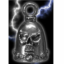SKULL BELL   Guardian® Bell Motorcycle - Harley Ride Gift Accessory Gremlin NEW