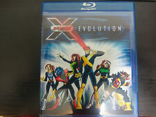 Complete X-Men Evolution Cartoon Animated Series Blu-Ray Set