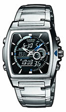 CASIO, Herrenuhr Edifice, analog-digital, EFA-120D-1AVEF