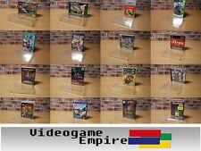 25x MEGASET Nintendo/Sega/Playstation/Atari/Game Boy Schutzhüllen / Hüllen
