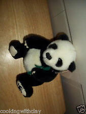 GUND PLUSH DOLL FIGURE WWF WORLD WILDLIFE FOUNDATION PANDA 25 YEARS IN CHINA TOY