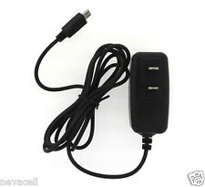 Wall Charger for TMobile Samsung Exhibit 2 4G T679, Galaxy S 2 T989, Dart T499
