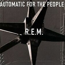 R.E.M. - Automatic for the People (CD, Sep-1992, Warner Bros., Very Good)