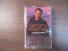 "NEW SEALED ""Sammy Kershaw"" maybe not tonight   Cassette  Tape   (G)"