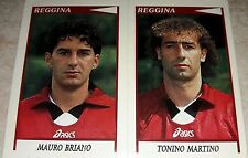 FIGURINA CALCIATORI PANINI 1998/99 REGGINA 579 ALBUM 1999