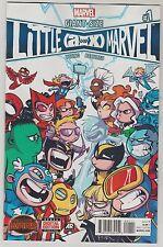 MARVEL COMICS GIANT SIZED LITTLE MARVEL AVX #1 AUGUST 2015 1ST PRINT NM
