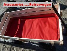 Pull wagon accessory Retrowagen pads retro red radio flyer buggy trolley kart