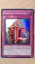 Carte Yu Gi Oh Horloge karakuri STBL-FR072 SUPER RARE