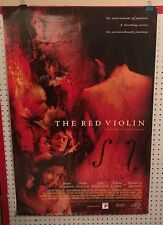 Original Movie Poster The Red Violin Single Sided 27x40