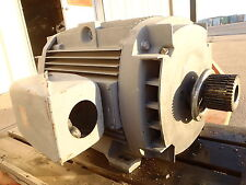 GE AC Motor, 100HP, 3560 rpm, 3ph,  5K365AL115C