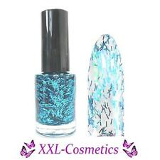 6ml Sticky Style Nagellack Feather Effect Nail Polish Feder light Blue SSN-2