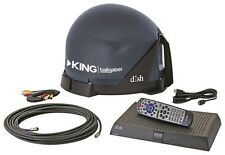 Dish Network Tailgater Portable RV Satellite TV King VQ4500 + 211Z Receiver