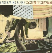 Earth, Wind & Fire - System Of Survival / Writing On The Wall (Vinyl-Single)
