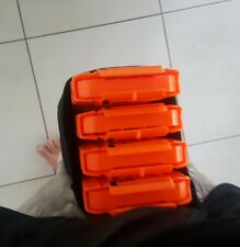 NERF pouch 18 mag dart holder holds 4 mags