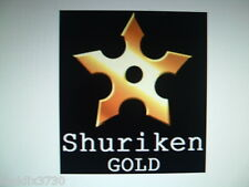 Shuriken Gold a collection of 4 super-strategy EA's - Fully automated!
