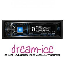ALPINE CDE-178BT Car Stereo CD MP3 Bluetooth, USB for iPod iPhone