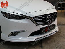 Lip Body Kit SkyActiv for Mazda 6 / Atenza GJ 2015, 2016, 2017 Grand Touring