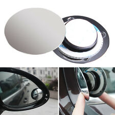 Hot 2Pcs Car Vehicle Wide Angle Round Convex Mirror Blind Spot Auto Rear View
