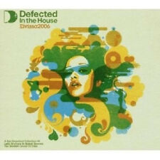 Defected in the House = Eivissa 06 = Alvarez/Jabre/ame/Agora... = 3cd = groovesdeluxe!