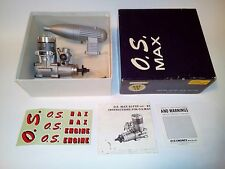 O.S. MAX 45 FSR Ringed Glow Nitro Airplane High Performance engine