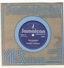 "Cornell Campbell - Gorgon / Gorgonwise Version LTD 7"" NEW £4.99"